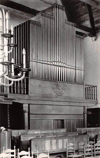 Ansichtkaart De Rijp Ned. Hervormde Kerk Orgel 1961 HC21923