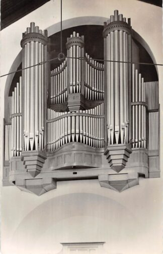 Ansichtkaart Halfweg Gereformeerde Kerk Orgel HC21926