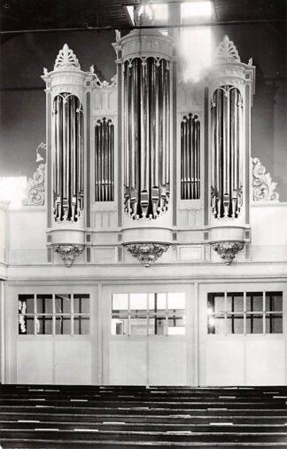 Ansichtkaart Winschoten Ned. Hervormde Kapel Nieuwe Orgel 1963 HC21931