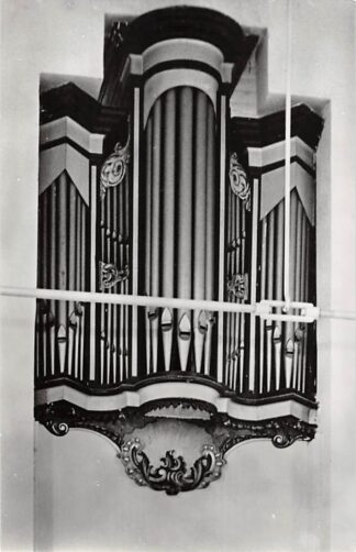 Ansichtkaart Schermerhorn Gereformeerde Kerk Orgel 1964 HC21932