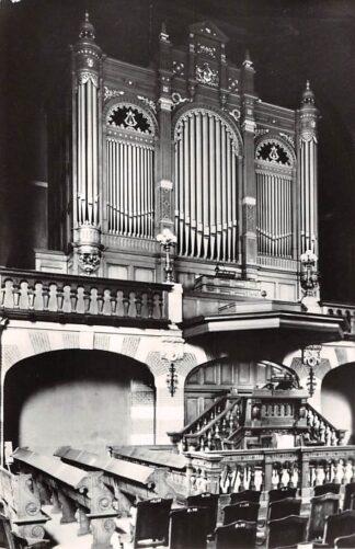 Ansichtkaart Hoorn Ned. Hervormde Grote Kerk 1970 Orgel HC21950