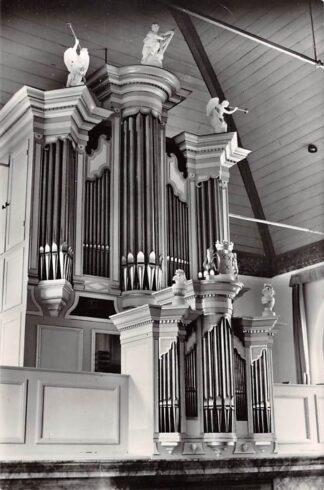 Ansichtkaart Kamerik Ned. Hervormde Kerk Orgel 1976 Woerden HC21951