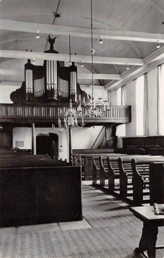 Ansichtkaart Kortenhoef Ned. Hervormde Kerk Orgel 1964 Wijdemeren HC21956