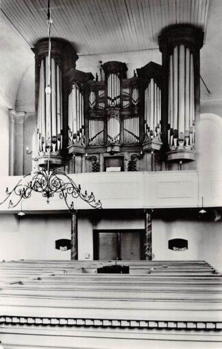 Ansichtkaart Ootmarsum Ned. Hervormde Kerk Orgel 1966 Dinkelland Twente HC21957
