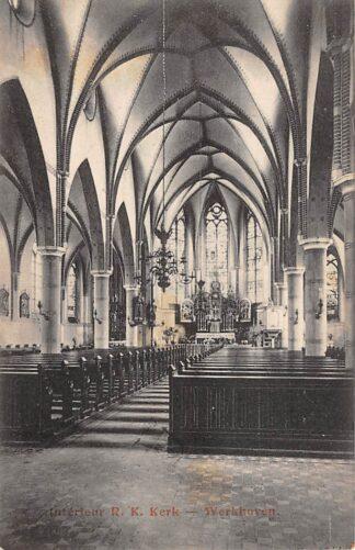 Ansichtkaart Werkhoven Interieur R.K. Kerk Bunnik HC21981