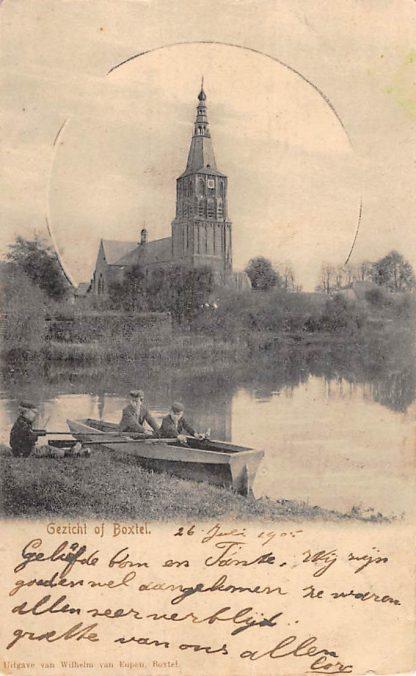 Ansichtkaart Gezicht op Boxtel 1905 HC21982