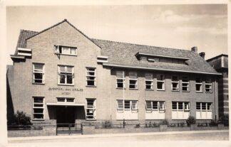 Ansichtkaart Terborg Vak school voor meisjes Wisch 1949 Oude IJsselstreek Achterhoek HC21999