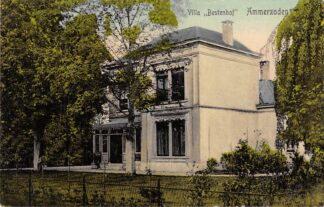 Ansichtkaart Ammerzoden Villa Bestenhof 1912 Tulp Maasdriel HC22075