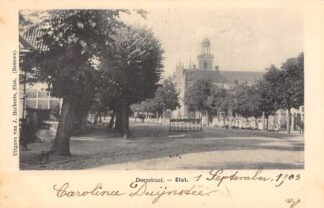 Ansichtkaart Elst (GD) Betuwe Dorpstraat 1903 HC22078