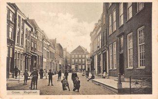 Ansichtkaart Grave Rogstraat 1913 HC22081