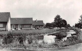 Ansichtkaart Reeuwijk 's-Gravenbroekseweg Sluipwijk 1967 HC22085