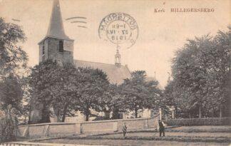Ansichtkaart Rotterdam Hillegersberg Kerk 1919 HC22154