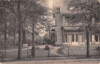 Ansichtkaart De Bilt Aan de Soestdijksche Straatweg 1917 HC22171