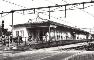 Ansichtkaart Ede - Wageningen Station Spoorwegen HC22174