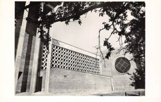 Ansichtkaart Meerssen Parochie kerk St. Joseph-Arbeider 1960 Limburg HC22211