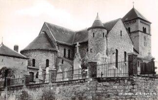 Ansichtkaart Klimmen R.K. Kerk met begraafplaats Voerendaal Limburg HC22216