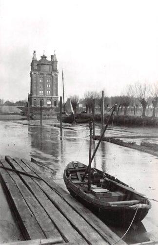 Ansichtkaart Zo was Dordrecht Watertoren Noordendijk omstreeks 1925 HC22316