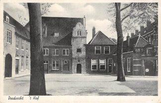 Ansichtkaart Dordrecht 't Hof HC22334
