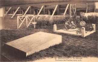 Ansichtkaart België Brussel Bruxelles WO1 1914-1918 Tir National Tombeaux des Fusilles Europa HC22335