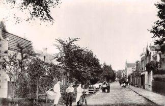 Ansichtkaart Zo was Dordrecht Toulonse laan omstreeks 1900 HC22341