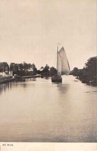 Ansichtkaart De Rijn tussen Leiden en Hazerswoude HC22437