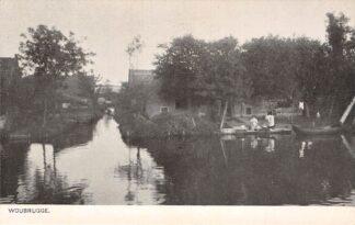Ansichtkaart Woubrugge bij Leiden HC22440