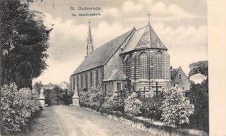 Ansichtkaart Sint-Oedenrode St. Martinus kerk 1912 HC22549