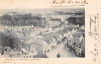 Ansichtkaart Amersfoort in Vogelvlucht Zuidzijde 1903 HC22592