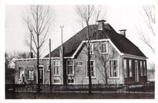 Ansichtkaart Saaksum Hervormde Pastorie Gem. Oldehove 1965 Westerkwartier HC22595