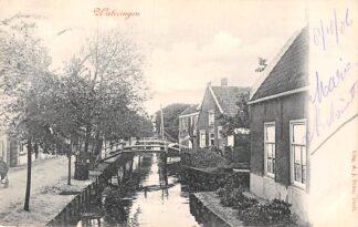 Ansichtkaart Wateringen 1906 Westland HC22603