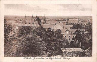 Ansichtkaart Venray Klooster Jeruzalem in Vogelvlucht 1923 HC22607