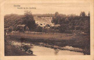 Ansichtkaart Rhenen Grebbe Gezicht op den Zandberg 1921 HC22632