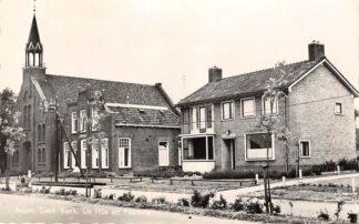 Ansichtkaart Arum Gereformeerde Kerk Us Hus en Pastorie Friesland HC22716