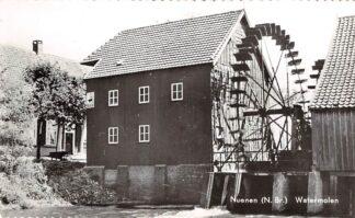 Ansichtkaart Nuenen Watermolen Molen 1967 Den Bosch HC22727