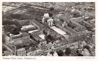 Ansichtkaart Oudenbosch Instituut St. Louis 1947 KLM Luchtfoto 22529 HC22732