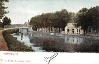 Ansichtkaart Voorburg 1900 's-Gravenhage HC22833