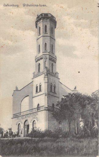 Ansichtkaart Valkenburg (LB) Wilhelmina-toren 1933 HC22846