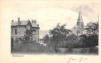 Ansichtkaart Steenbergen 1904 HC22849