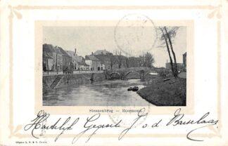 Ansichtkaart Roermond Steenenbrug 1901 HC22860