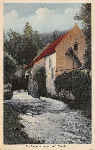 Ansichtkaart Geulhem Geulemer molen in 't Geuldal Valkenburg (LB) HC22869