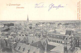 Ansichtkaart 's-Gravenhage Panorama 1900 HC22913