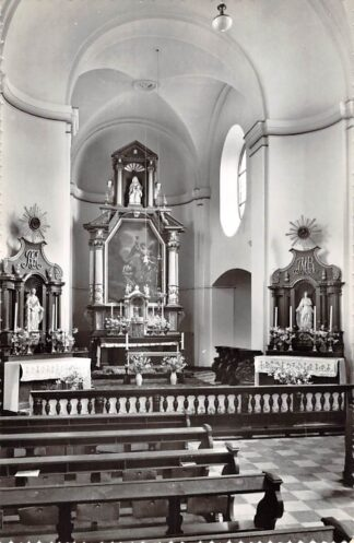 Ansichtkaart Eijs Limburg Interieur Kerk St. Agatha HC22927