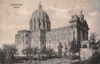 Ansichtkaart Oudenbosch Basiliek HC22941