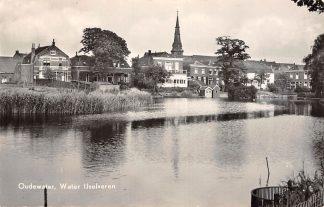 Ansichtkaart Oudewater Water IJsselveren 1960 HC22962