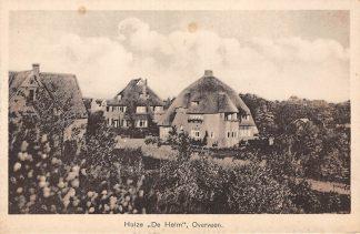 Ansichtkaart Overveen Huize De Helm Bloemendaal Haarlem HC22972