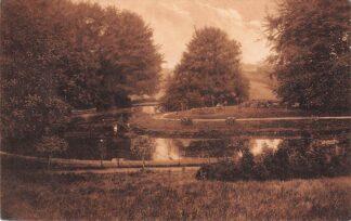 Ansichtkaart Bloemendaal Gezicht van af Villa Bloemenheuvel Bloemendaalscheweg Haarlem HC22999