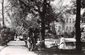Ansichtkaart Zo was Dordrecht Park Merwestein omstr. 1905 HC23020