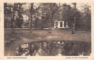 Ansichtkaart Haarlem Heemstede Groeten uit Mooi Groenendaal 1918 HC23025