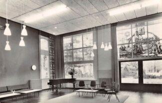 Ansichtkaart Lage Vuursche Ernst Sillemhoeve Buitencentrum C.J.V. 1965 Baarn HC23028