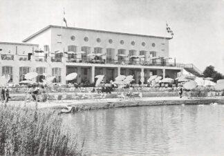 Ansichtkaart Kaatsheuvel Café-Restaurant in De Efteling HC23031